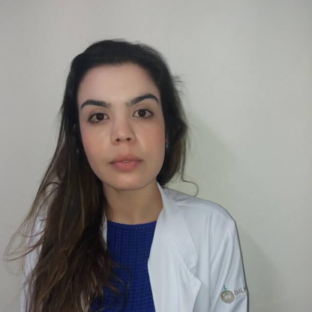 Dra Camilla Bonilha de Carvalho